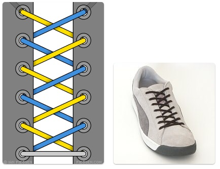 display-shoe-lacing