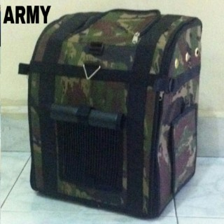 Jual Kandang Kucing Portable/Pet Travel Bag Murah 2