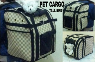 Jual Kandang Kucing Portable/Pet Travel Bag Murah 1