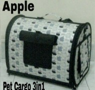 Jual Kandang Kucing Portable/Pet Travel Bag Murah 5